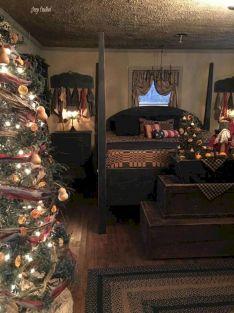 Awesome Christmas Bedroom Design 17