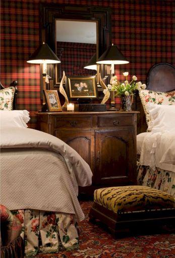 Awesome Christmas Bedroom Design 44