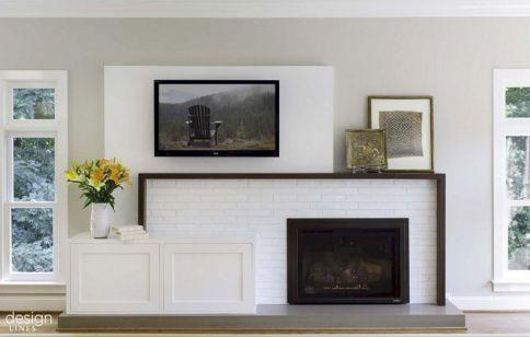 awesome contemporary fireplace design ideas 1 - Fireplace Design Idea