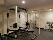 Basement Home Gym Design