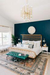 Best Color Modern Bedroom Design 16