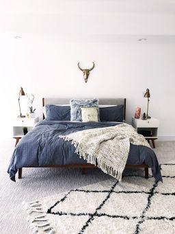Best Color Modern Bedroom Design 26
