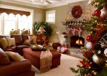 Best Living Room Christmas Decoration
