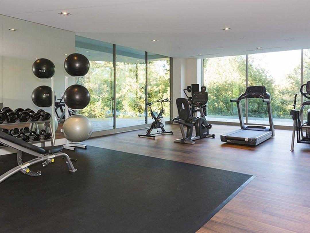 Home Gym Designs Idea