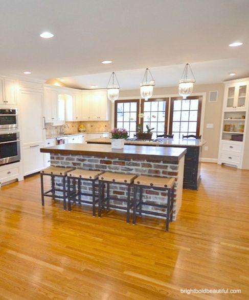 Best Kitchen Island Design Idea