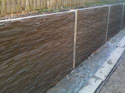 Concrete Retaining Wall Design