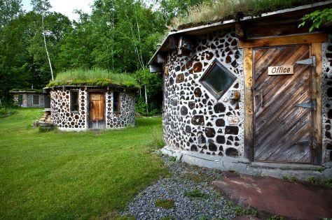 Cordwood Masonry Homes
