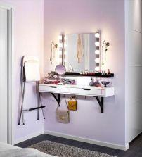 DIY Makeup Vanity Design Ideas 13