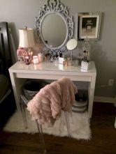 DIY Makeup Vanity Design Ideas 15