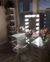 DIY Makeup Vanity Design Ideas 6