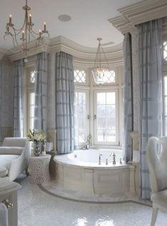 Elegant Master Bathroom