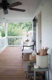 Gorgeous Farmhouse Front Porch Ideas 123