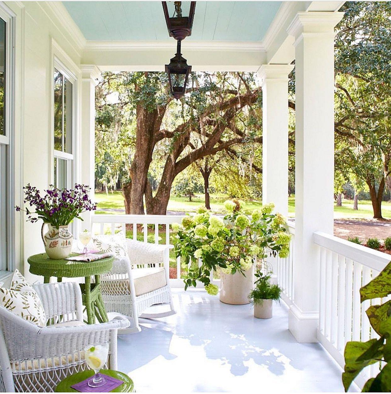 17 Great Small Porch Design Ideas: 30+ Gorgeous Farmhouse Front Porch Design Ideas / FresHOUZ.com