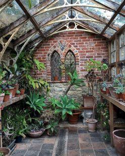 Indoor Greenhouse Conservatory