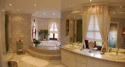 Luxury Bathroom Interior Design Idea