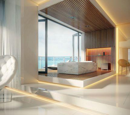 Luxury Spa Bathroom Designs