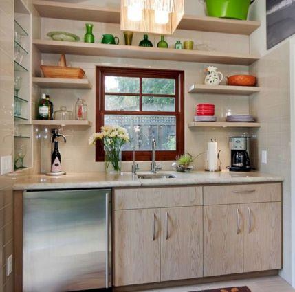 Open Shelf Kitchen Ideas