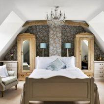 Attic Bedroom Design Idea