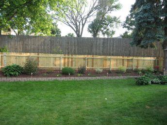 Back Yard Privacy Fence Ideas