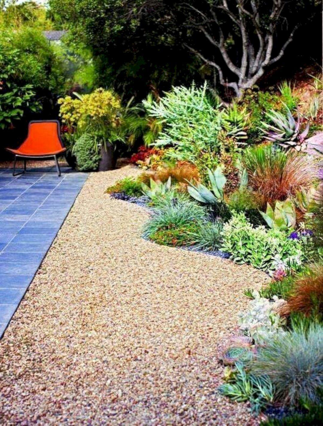 30 Beautiful Desert Garden Design Ideas For Your Backyard ... on Desert Landscape Ideas For Backyards id=19096