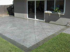 Concrete Patio Design Ideas