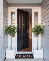 Decorating Front Door Entrance