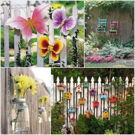 Decorating Idea Garden Fence