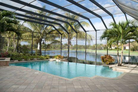 Florida Backyard Pool Designs