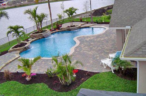 Florida Inground Pool Designs