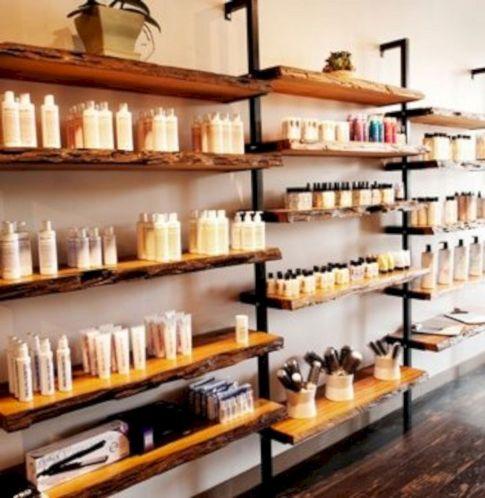 Hair Salon Retail Displays