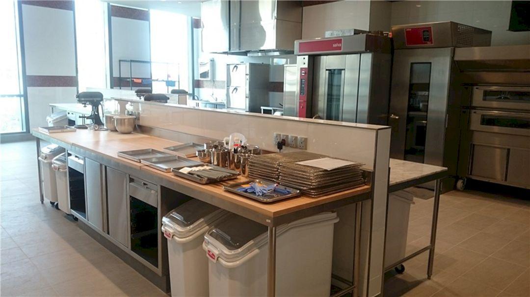 Home Bakery Kitchen Design