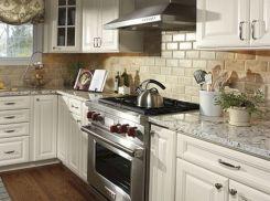 Kitchen Counter Decorating Idea