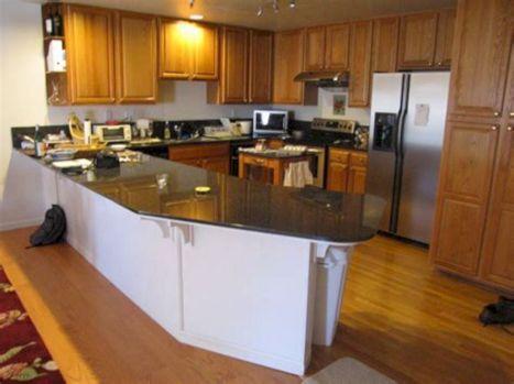 Kitchen Counter Design Idea