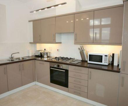 Modern Kitchen Cabinet Design Idea