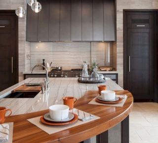 Modern Kitchen Countertops Ideas