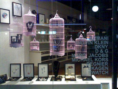 Retail Store Window Display Ideas