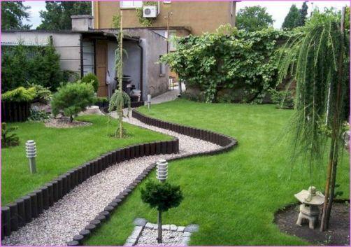 25+ Minimalist Dream Garden Design Ideas For Small Home Yard ...