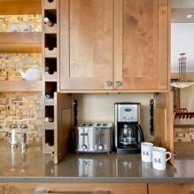 Small Kitchen Appliance Storage Ideas