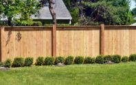 Wood Fence Design Ideas