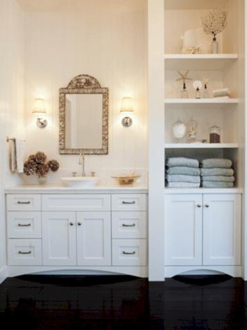 Bathroom Vanity With Built In Cabinet
