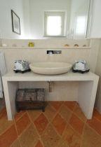 Bathrooms With Terracotta Floors