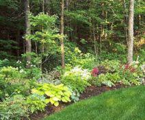 Best Woodland Garden Landscaping Idea