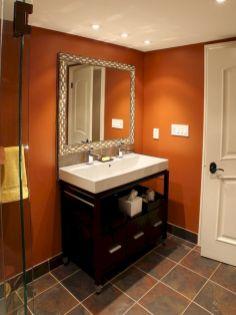 Burnt Orange Bathroom Ideas