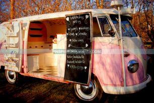 Camper Van Food Truck