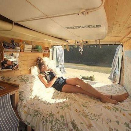 Camper Van Interior Design