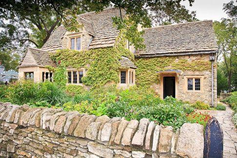 Cotswold Cottage House Plans