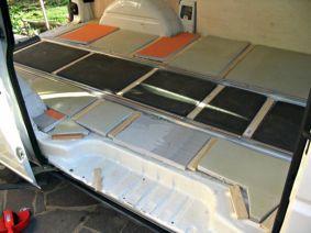 DIY Van Camper Conversion Ideas