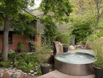 Garden Spas Hot Tubs