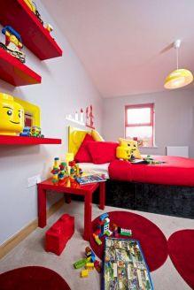 LEGO Inspired Kids Room