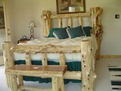 Log Home Rustic Furniture